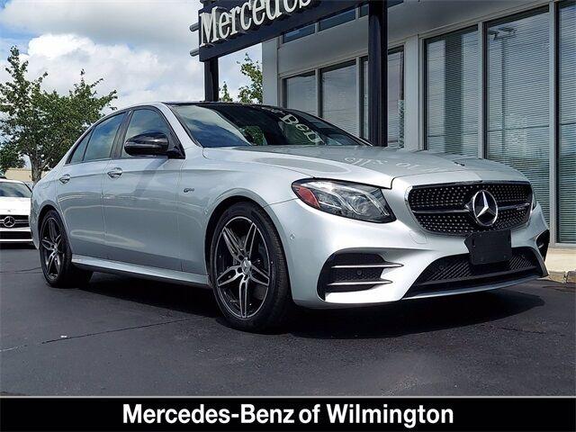 2018 Mercedes-Benz E-Class AMG® E 43 Sedan Wilmington DE
