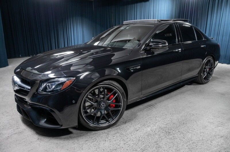 2018 Mercedes-Benz E-Class AMG® E 63 S Sedan Scottsdale AZ