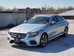 2018 Mercedes-Benz E-Class E 300 4MATIC® Sedan