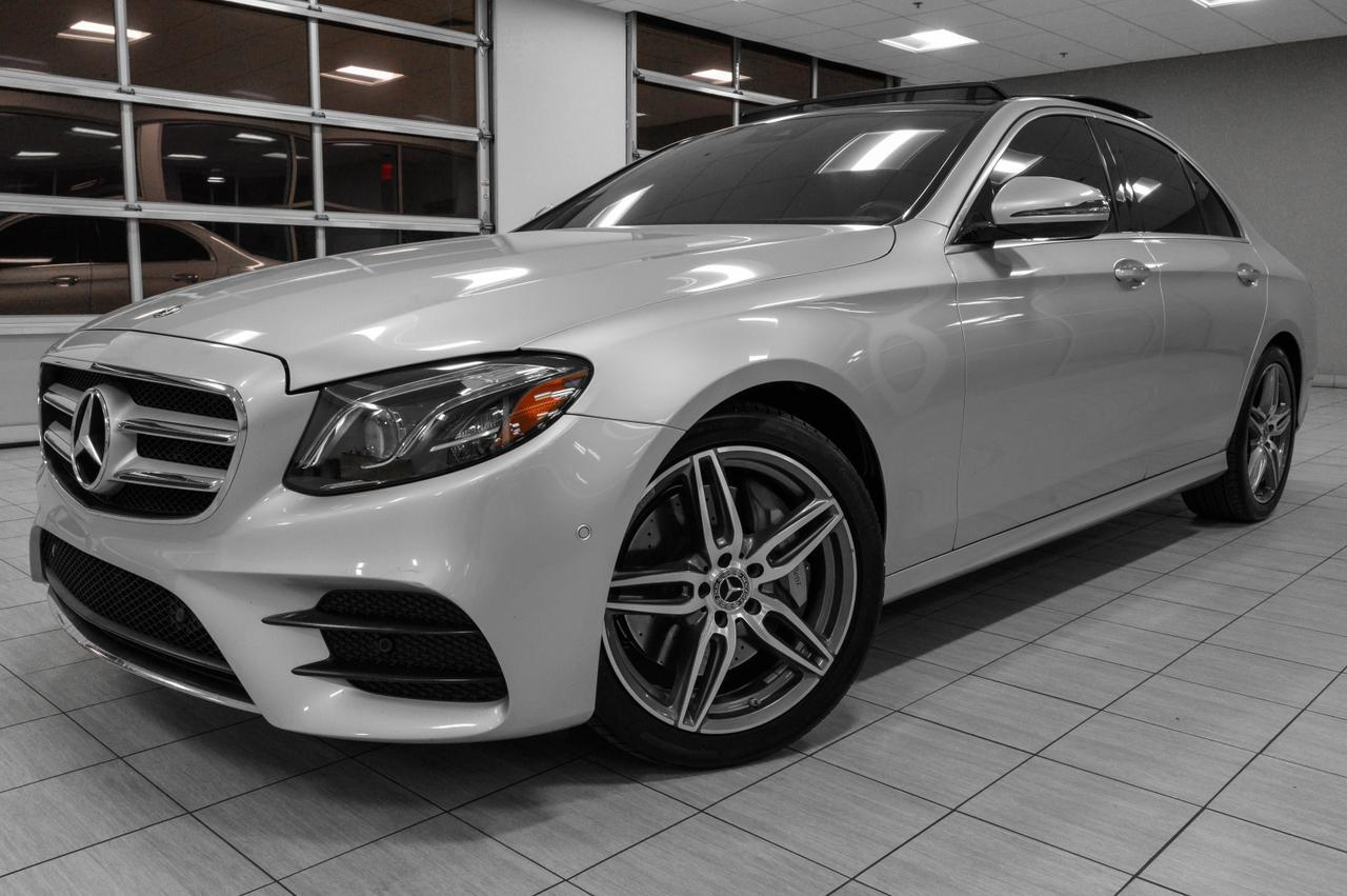 2018 Mercedes-Benz E-Class E 300 4MATIC® Sedan Peoria AZ