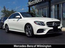 2018 Mercedes-Benz E-Class E 300 4MATIC® Sedan