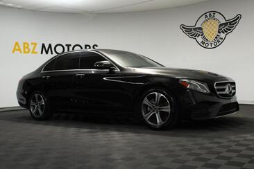 2018_Mercedes-Benz_E-Class_E 300_ Houston TX