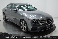 Mercedes-Benz E-Class E 300 NAV,CAM,SUNROF,HTD STS,BLIND SPOT,LED LIGHTS 2018