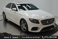 Mercedes-Benz E-Class E 300 NAV,CAM,SUNROOF,AMG WLS,BLIND SPOT,FULL LED 2018
