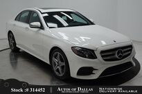Mercedes-Benz E-Class E 300 NAV,CAM,SUNROOF,BLIND SPOT,AMG WLS,FULL LED 2018