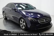 Mercedes-Benz E-Class E 300 NAV,CAM,SUNROOF,HTD STS,BLIND SPOT,LED LIGHT 2018