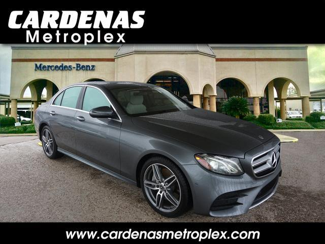 2018 Mercedes-Benz E-Class E 300 Sedan McAllen TX