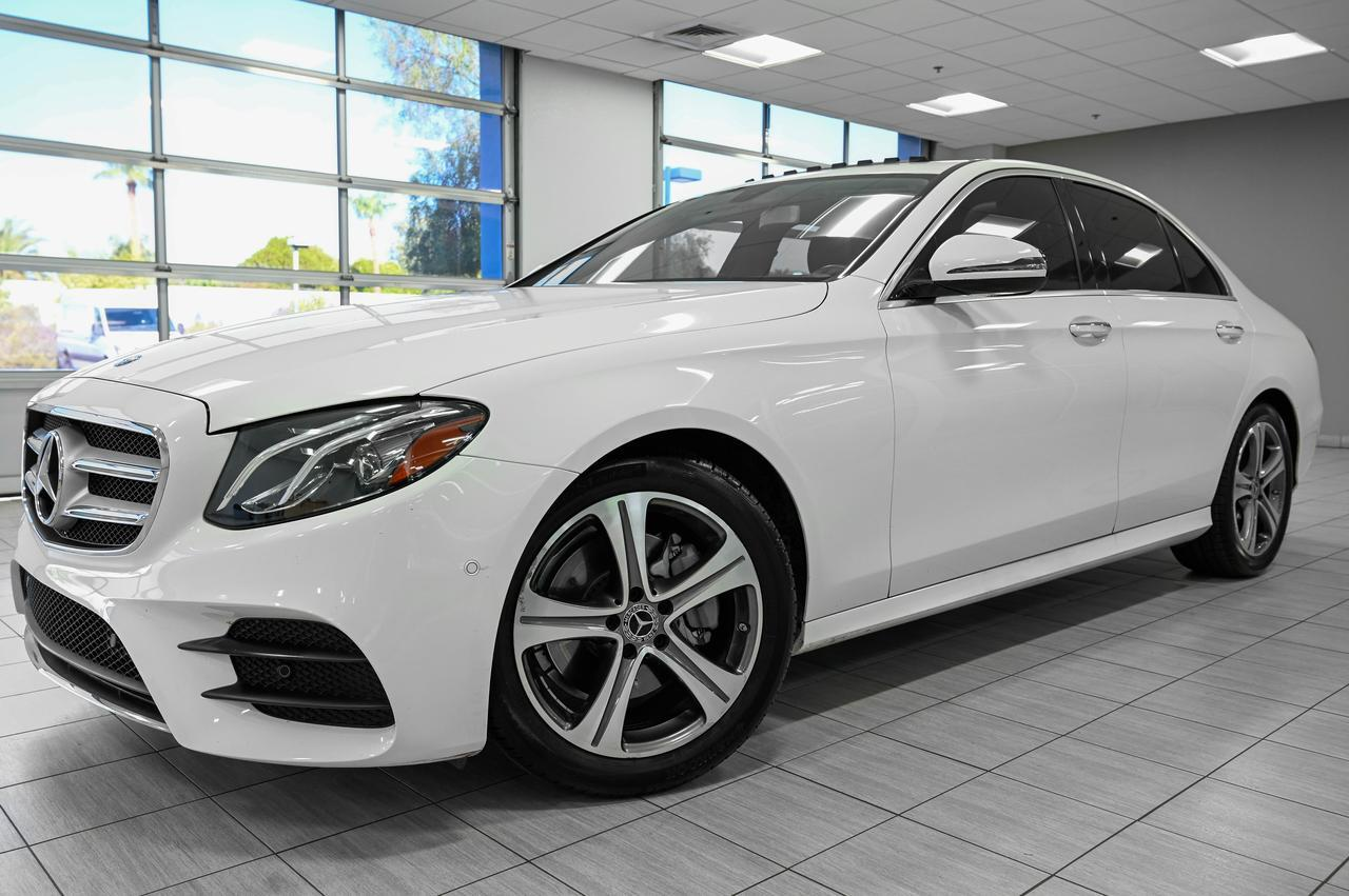 2018 Mercedes-Benz E-Class E 300 Sedan Peoria AZ