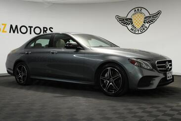 2018_Mercedes-Benz_E-Class_E 300 Sport AMG Night Pkg Blind Spot_ Houston TX