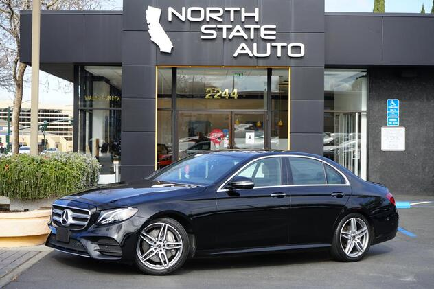 2018_Mercedes-Benz_E-Class_E 300_ Walnut Creek CA