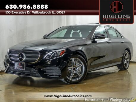 2018_Mercedes-Benz_E-Class_E 300_ Willowbrook IL