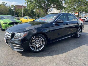 2018_Mercedes-Benz_E-Class_E 300_ Worcester MA
