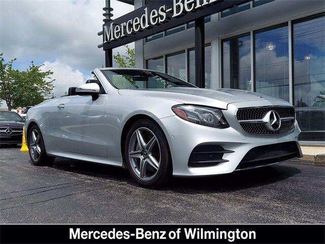 2018 Mercedes-Benz E-Class E 400 4MATIC® Cabriolet Wilmington DE