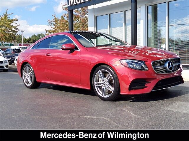 2018 Mercedes-Benz E-Class E 400 4MATIC® Coupe Wilmington DE