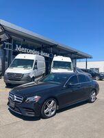 2018 Mercedes-Benz E-Class E 400 4MATIC® Sedan