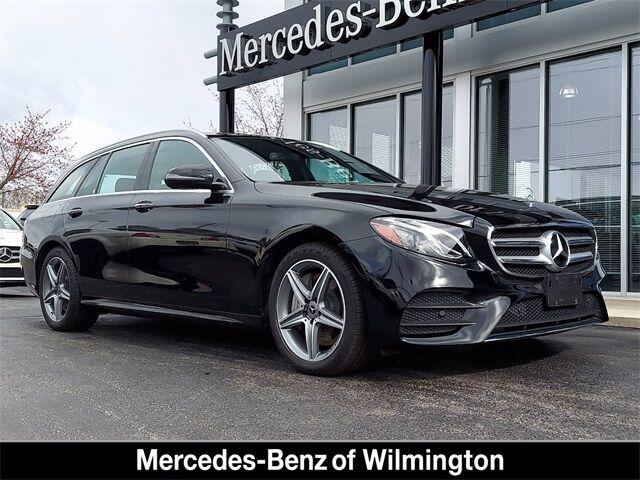2018 Mercedes-Benz E-Class E 400 4MATIC® Wagon Wilmington DE