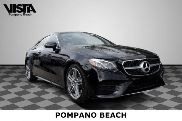 2018 Mercedes-Benz E-Class E 400 Coconut Creek FL