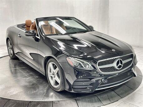 2018_Mercedes-Benz_E-Class_E 400 Convertible AMG SPORT,NAV,CAM,CLMT STS_ Plano TX