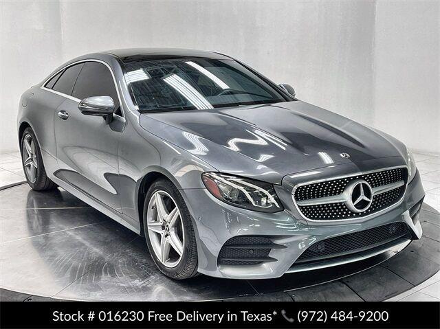 2018 Mercedes-Benz E-Class E 400 Coupe AMG SPORT,NAV,CAM,PANO,HTD STS,BLIND S Plano TX