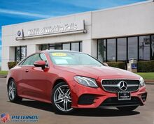 2018_Mercedes-Benz_E-Class_E 400 RWD COUPE_ Wichita Falls TX