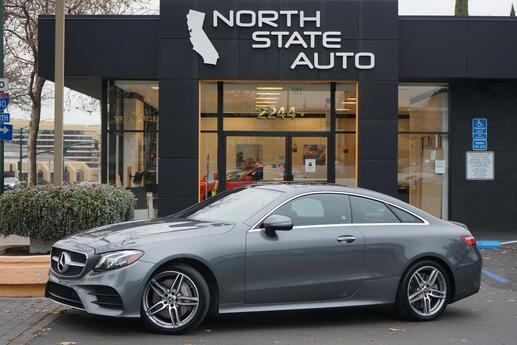 2018 Mercedes-Benz E-Class E 400 Walnut Creek CA