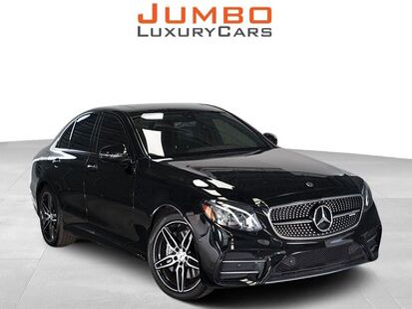 2018_Mercedes-Benz_E-Class_E 43 AMG®_ Hollywood FL