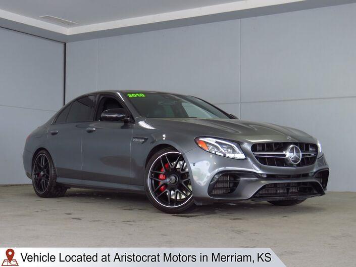 2018 Mercedes-Benz E-Class E 63 S AMG® Merriam KS
