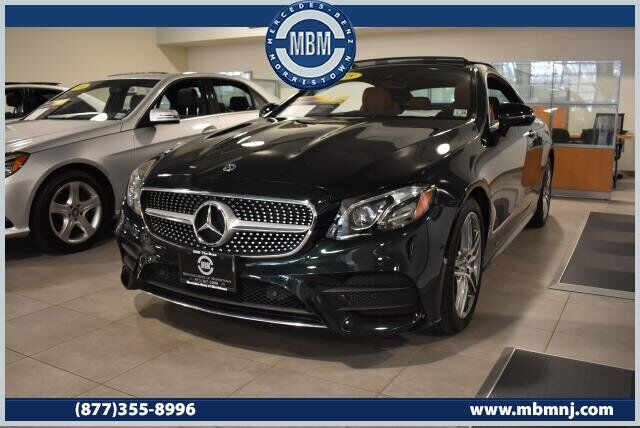 2018 Mercedes-Benz E-Class E400 4MATIC® Coupe Morristown NJ