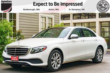 2018_Mercedes-Benz_E300_4Matic Luxury_ Boxborough MA