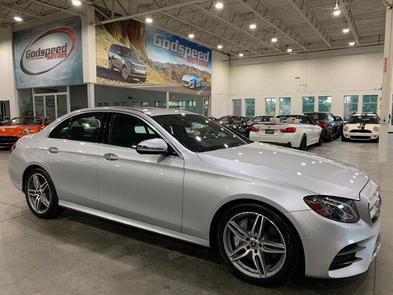 2018_Mercedes-Benz_E300_60k MSRP_ Charlotte NC