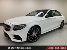 2018_Mercedes-Benz_E43_AMG Distronic Plus Panoramic Roof Driver Assist Keyless-Go_ Addison TX