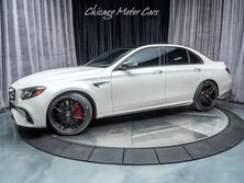Mercedes-Benz E63 AMG S 4 Matic Sedan MSRP $119K+ 2018