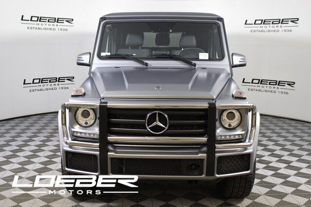 2018 Mercedes-Benz G 550 SUV Chicago IL