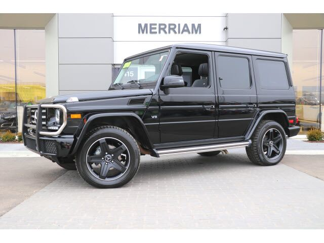2018 Mercedes-Benz G 550 SUV Merriam KS