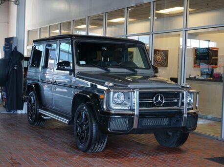 2018_Mercedes-Benz_G_AMG® 63 SUV_  Novi MI