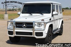 2018_Mercedes-Benz_G-Class_AMG G 63_ Lubbock TX
