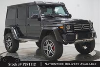 Mercedes-Benz G-Class G 550 Squared NAV,CAM,SUNROOF,CLMT STS,22IN WHLS 2018