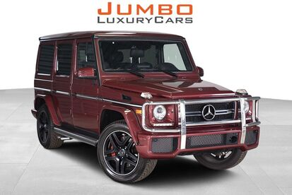 2018_Mercedes-Benz_G-Class_G 63 AMG®_ Hollywood FL
