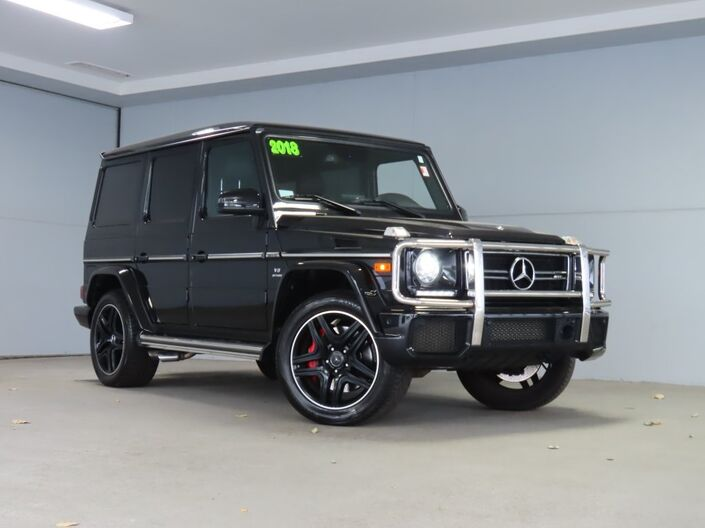 2018 Mercedes-Benz G-Class G 63 AMG® Merriam KS