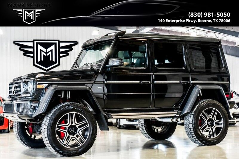 2018_Mercedes-Benz_G550 4x4 Squared_LIMITED AVAILABILITY_ Boerne TX