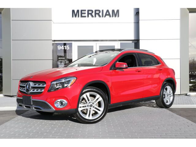 2018 Mercedes-Benz GLA 250 4MATIC® Merriam KS