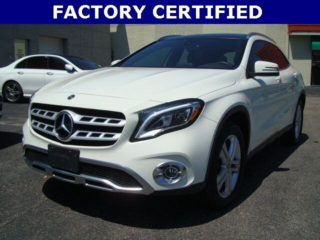 2018 Mercedes-Benz GLA 250 4MATIC® SUV Indianapolis IN