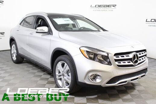 2018 Mercedes-Benz GLA 250 4MATIC® SUV Chicago IL