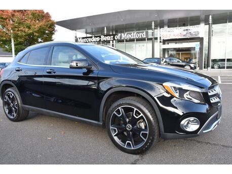 2018_Mercedes-Benz_GLA_250 4MATIC® SUV_ Medford OR