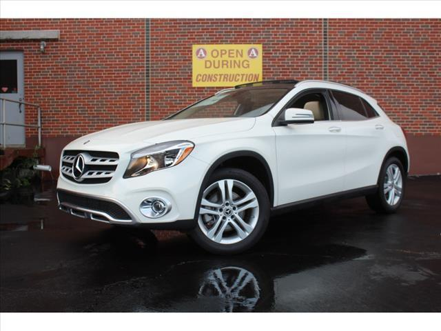 2018 Mercedes-Benz GLA 250 4MATIC® SUV Kansas City KS