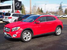 2018_Mercedes-Benz_GLA_250 4MATIC® SUV_ Salem OR