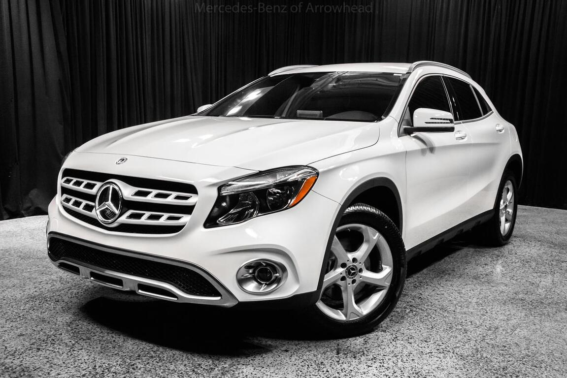 2018 mercedes benz gla 250 4matic suv peoria az 22615639 for Mercedes benz gla 250 price