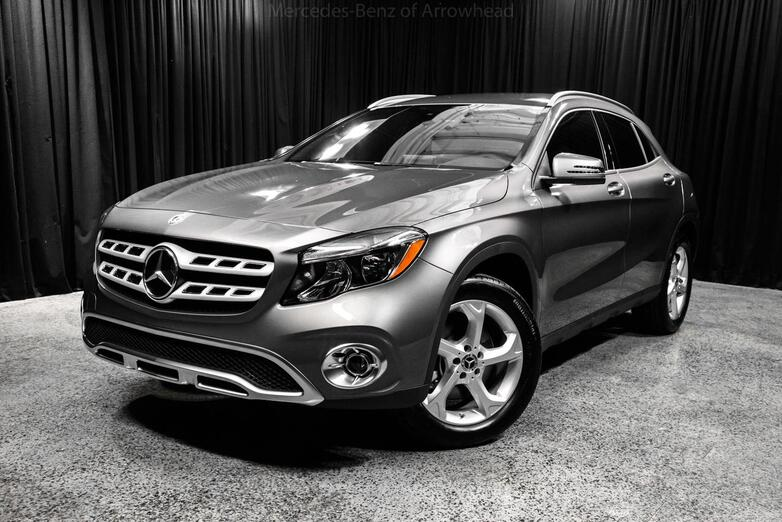 2018 Mercedes-Benz GLA 250 4MATIC® SUV Scottsdale AZ