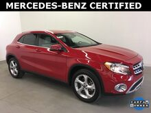 2018_Mercedes-Benz_GLA_250 4MATIC® SUV_ Washington PA