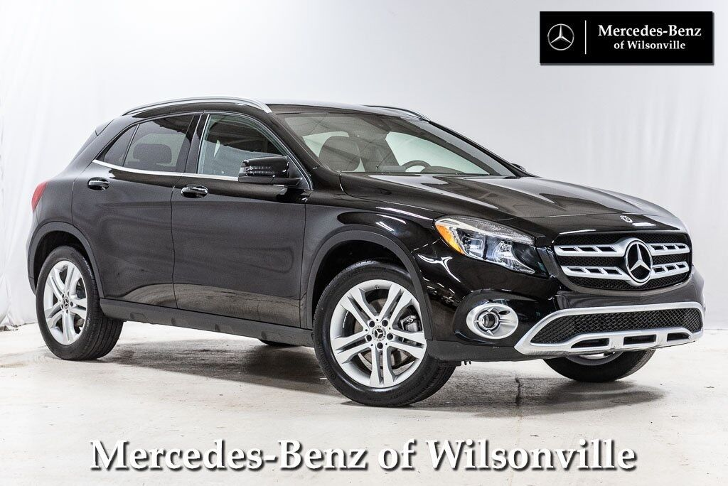 2018 Mercedes-Benz GLA 250 4MATIC® SUV Wilsonville OR